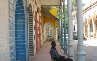 Janitor, Jacmel