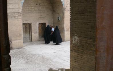 A Shiraz mosque