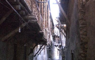 Narrow streets, Kang