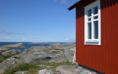House on Storo west Sweden